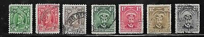 HICK GIRL- USED SOUTHERN RHODESIA STAMPS   KING EDWARD & KING GEORGE        T189