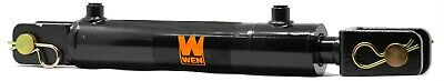 Wen Cc2008a Clevis Asae Hydraulic Cylinder With 2-inch Bore And 8-inch Stroke