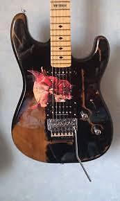 Guitare MW-Demon électrique Michael Wilton Saint-Hyacinthe Québec image 5