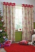 Shabby Chic Ready Made Curtains