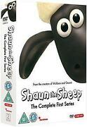 Shaun The Sheep DVD