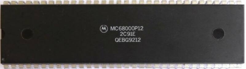 MC68000P12 DIP-64 Integrated Multiprotocol USA ship