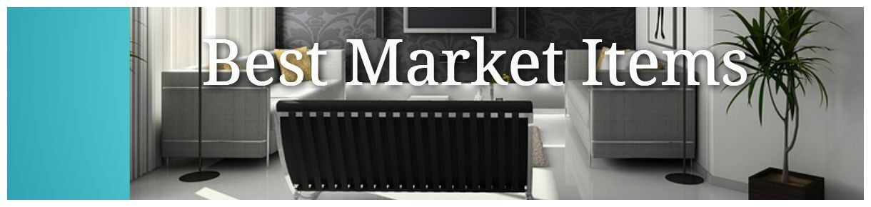 Best Market Items