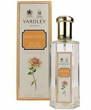 Yardley Honeysuckle Eau de Toilette 125ml Langwarrin Frankston Area Preview