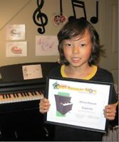 Specializing in Young Beginners Piano (E End Wasaga Beach)