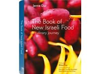 NEW The Book of New Israeli Food - a culinary journey by Janna Gur