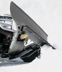 A.R.M. Universal ATV Snow Plow Kit 52