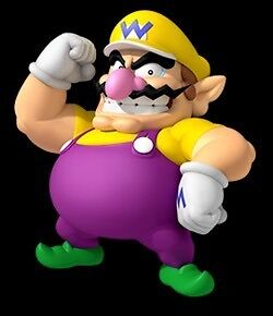 Wanted: Wario Games & Items