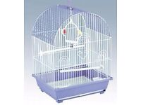 Bird Cage Small Budgie Finch Canary 30 x 23 x 39cm