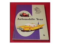 Automobile Year 1958-9