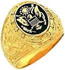 Military Ring 10K