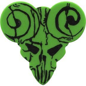 Pick Of Destiny Guitar Plectrum - Tenacious D - Heavy. Own THE Rock pic !!!
