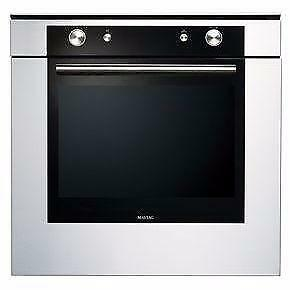 Four encastré 24'', convection véritable, stainless