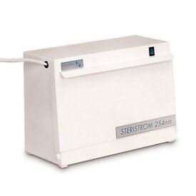 Ultra violet steriliser cabinet for Beauty/Barber E265 used