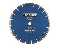 Brand new Erbauer Diamond Blade Medium/Hard 300x22.2mm (Bath)