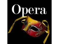 ARTS News Collation - Content Review Editing - Re-Writing - Classical Music and OPERA Experts Wanted