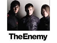 The Enemy Farewell Tour Glasgow 21st September 5 tickets available