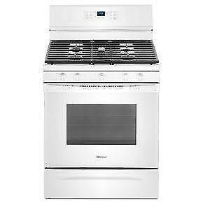 Whirlpool Freestanding Gas Convection | White (WL2608)
