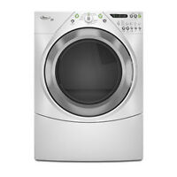 Whirpool Duet 7.0 cu.ft. Electric Dryer. Model # WED9400SW