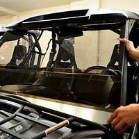 Combo Windshield for Can-Am Commander 272.78$+tx FREE SHIPPING