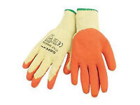 GLOVES SAFE4U BUILDER GARDENING SAFETY GRIP