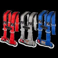 "4 point harness restraints ""seat belts"" for side by side"