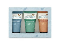 Waitrose Garden trio of hand creams 3x50ml Brand New