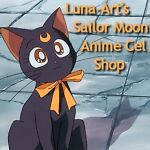 Luna-Art Sailor Moon Anime Cel Shop