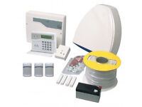 Honeywell Burglar Alarm System supplied & fitted £350 if with dialer £450 also have cctv cameras
