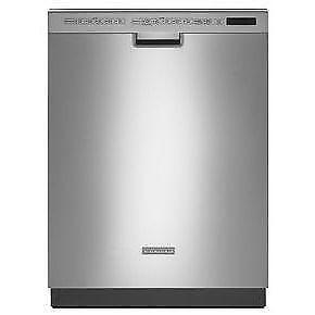 24-inch Stainless Steel Dishwasher, KitchenAid Architect Series II, Showroom