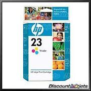 HP Printer Ink Cartridge 23