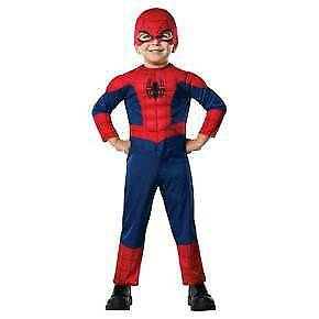 Spider man costume age 3-4 years