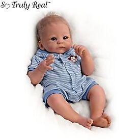 Ashton drake- so truly real doll