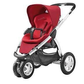 maxi cosi pram set with capsule adapters Mitchelton Brisbane North West Preview