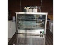 warming cabinet excellent condition