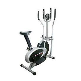 2 in 1 Cross Trainer and Bike excellent Christmas present
