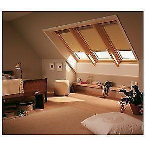 velux blinds ggu ebay. Black Bedroom Furniture Sets. Home Design Ideas