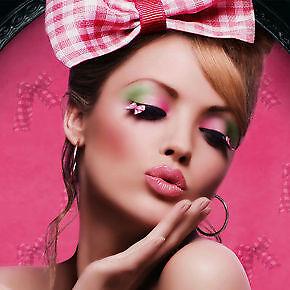 makeup personalities