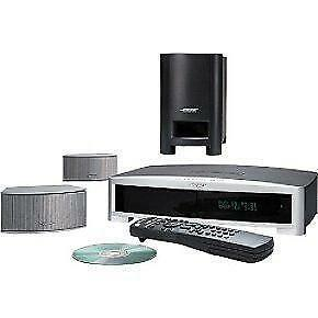 bose 3 2 1 series ii home theater system ebay. Black Bedroom Furniture Sets. Home Design Ideas