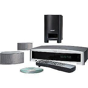 bose entertainment system. bose 3-2-1 series ii home theater system entertainment