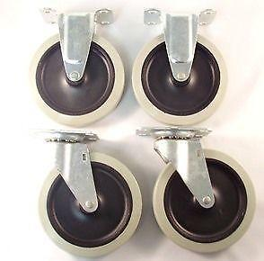 rubbermaid cart wheels