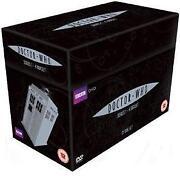 Doctor Who Box Set 1-4