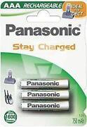 Batterien AAA Panasonic