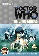 Doctor Who War Games