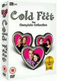 Cold Feet Box Set: The Complete Series Box Set 1-5 (DVD)