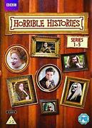 Horrible Histories Box Set