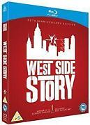 West Side Story Blu Ray