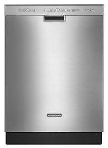 KitchenAid Dishwasher Stainless