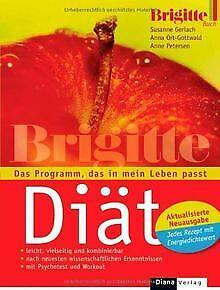 Die Brigitte-Diät. Das Programm, das in mein Leben ... | Buch | Zustand sehr gut