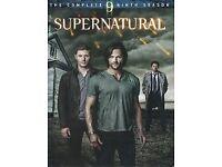 Supernatural s9 &10 boxsets